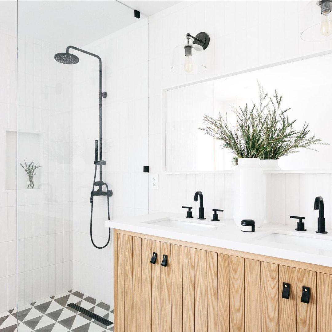 29 stunning midcentury modern bathrooms