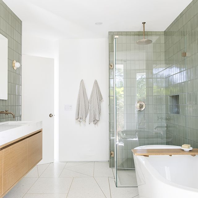 10 Modern Bathrooms That Define What This Look Is All About