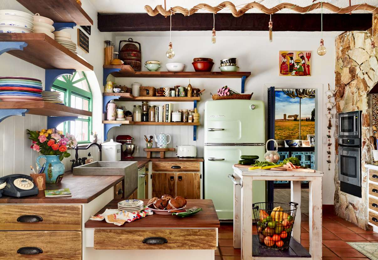 13 vintage kitchen ideas that prove