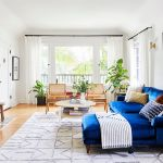 Behold The 12 Navy Blue Couches We All Secretly Need