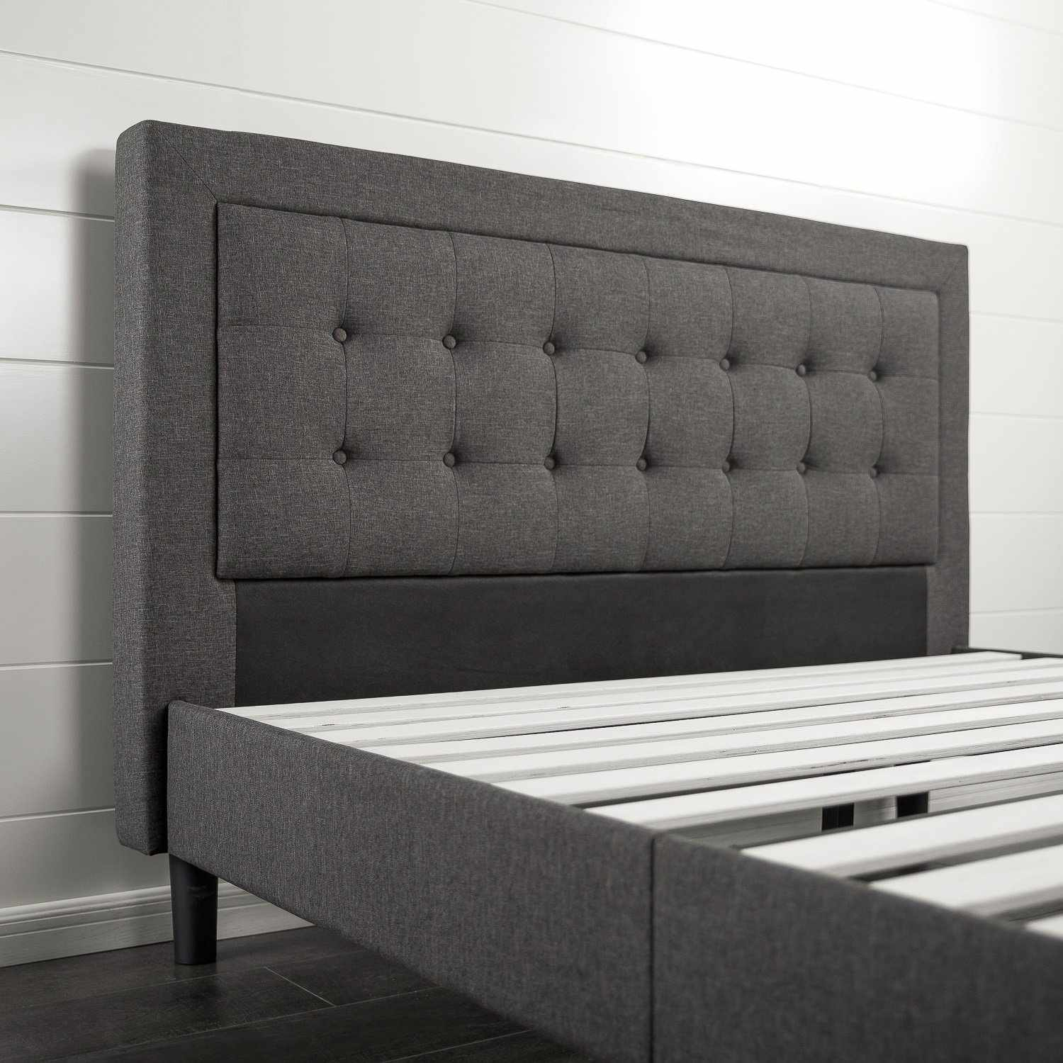 chic and affordable bed frames to