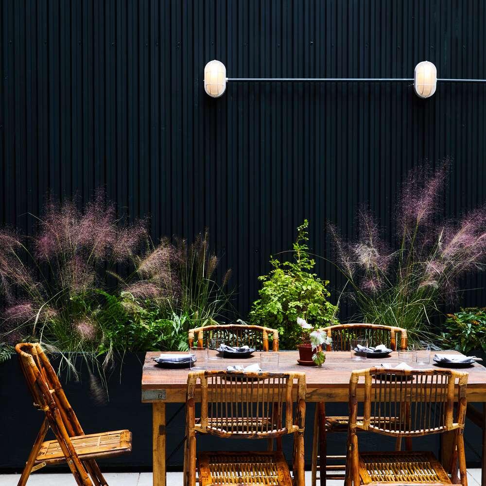 15 outdoor wall decor ideas