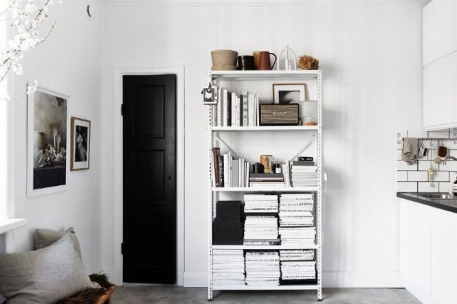 Studio Apartment Ideas Kitchen Storage