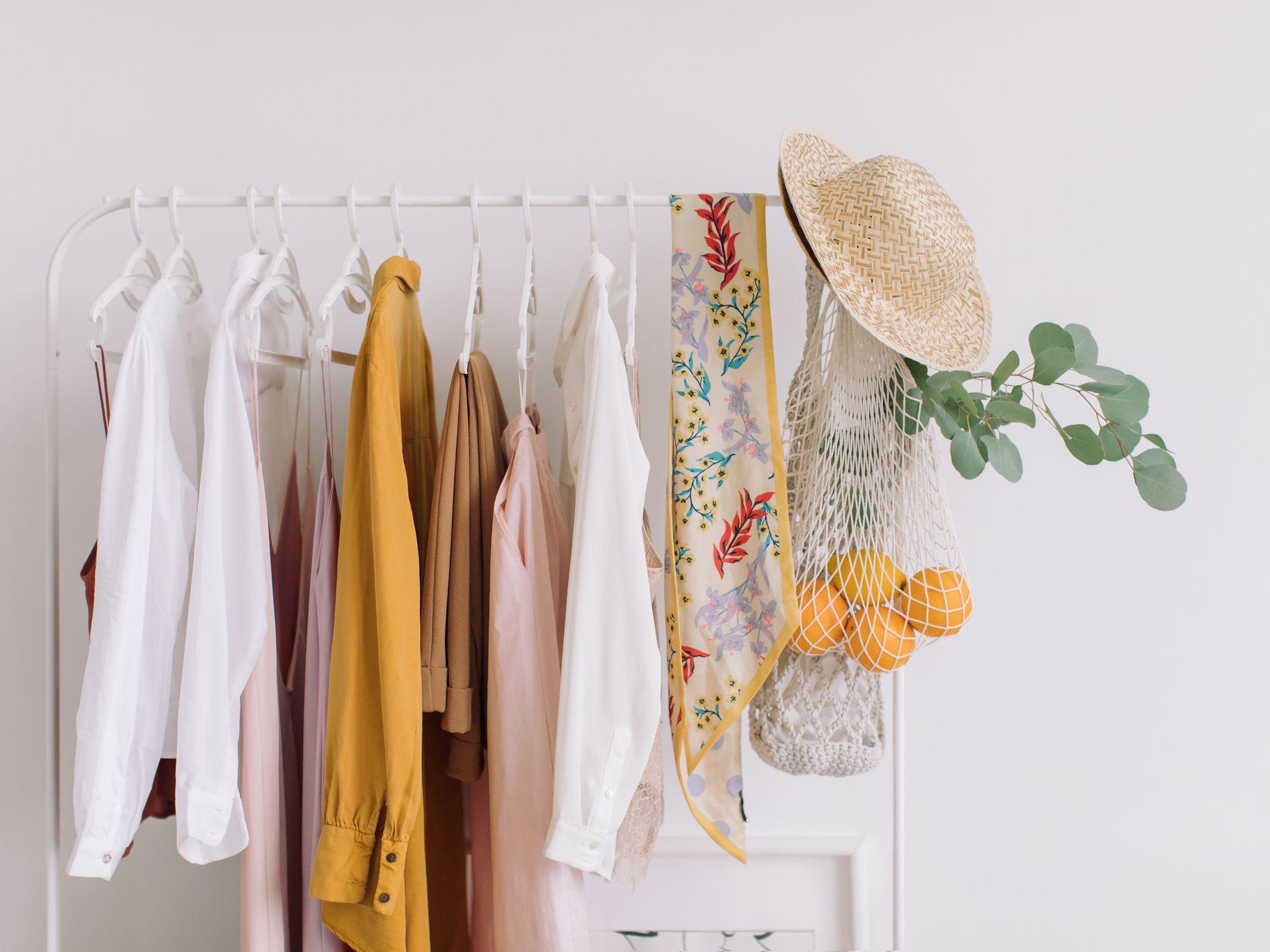 the ikea clothing rack ideas every