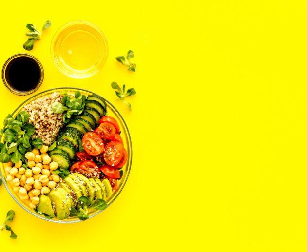 Iron intake for vegetarians