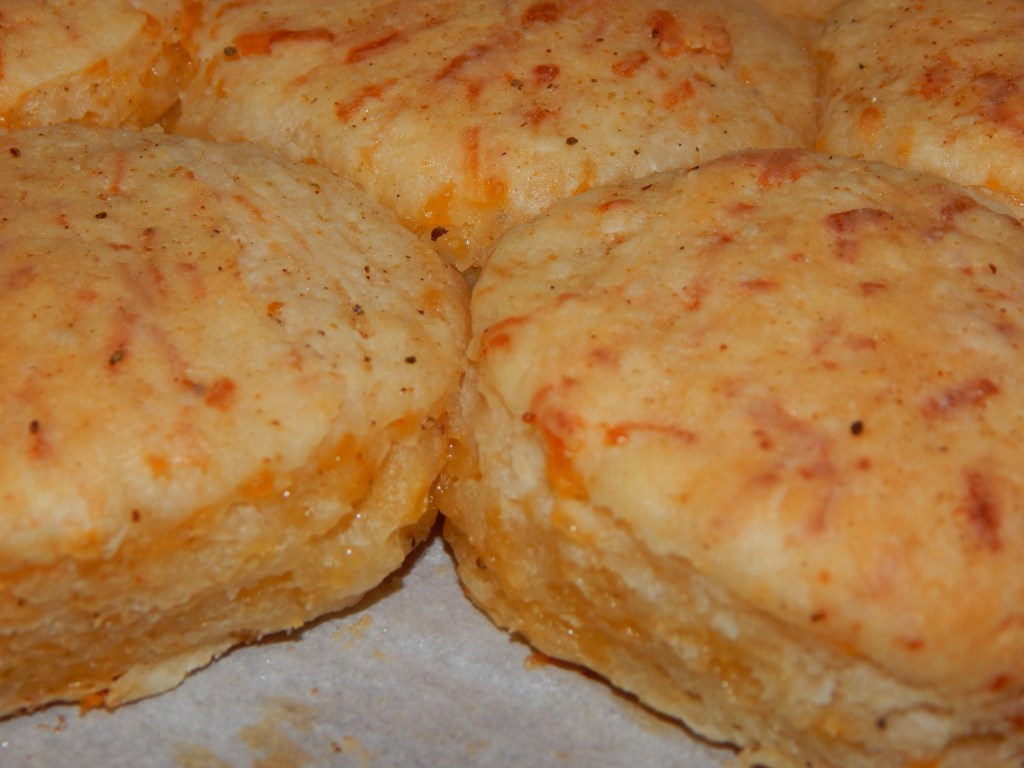 Garlic Biscuits Bisquick