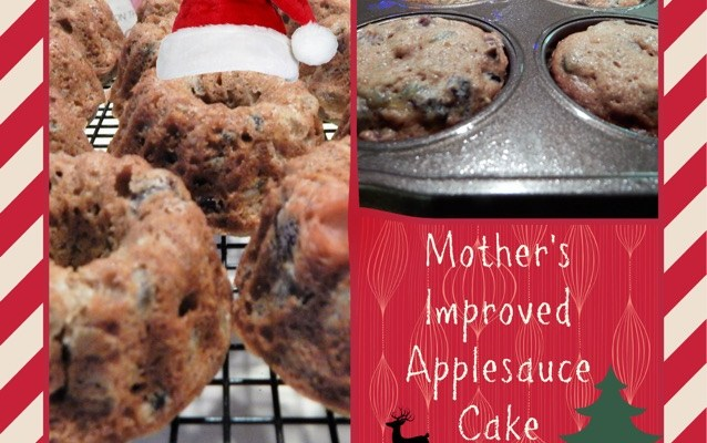 Mother's Improved Applesauce Cake