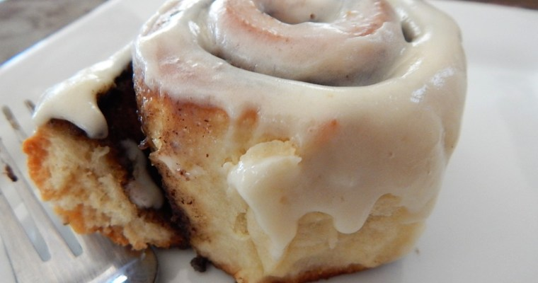Cinnamon and Spice Rolls