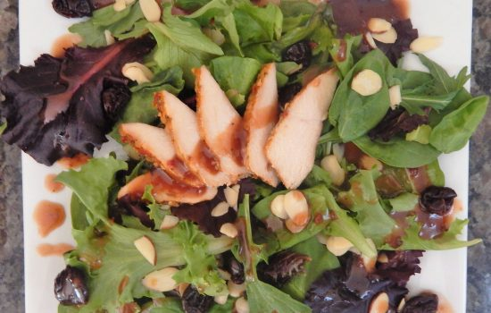 Cherry Balsamic Vinaigrette
