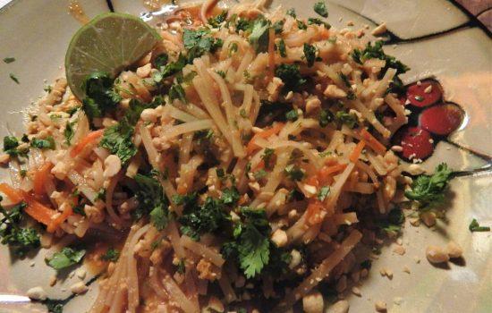 Lobster Pad Thai