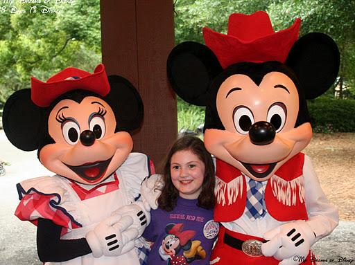 Disney Dining Review: Mickey's Backyard BBQ