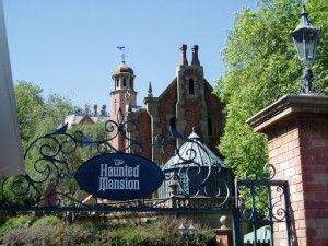 MouseandMemos.com, The Haunted Mansion, Magic Kingdom, Liberty Square