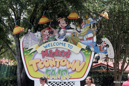 Magic Kingdom -- Mickey's Toontown Fair