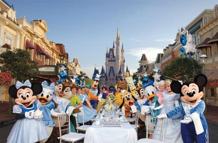 Tables in Wonderland vs. Disney Dining Plan