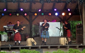 Off Kilter, Canada Pavilion, Epcot World Showcase, My Dreams of Disney