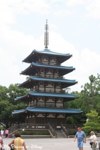 Epcot World Showcase, Japan Pavilion