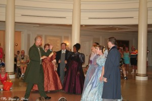 Voices of Liberty, Epcot World Showcase, The American Adventure, My Dreams of Disney
