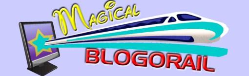 Blogorail Teal Banner