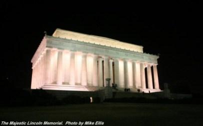 The Lincoln Memorial, Washington, DC, Veterans Day, My Dreams of Disney