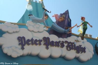 """My Dreams of Disney"",""Peter Pans Flight"",""Magic Kingdom"""