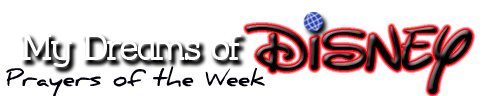 mdod-prayers of the week