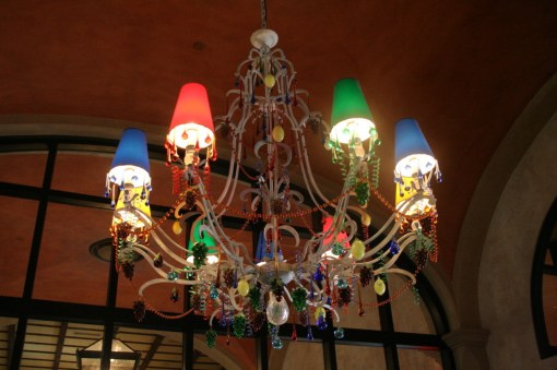 Via Napoli Chandelier