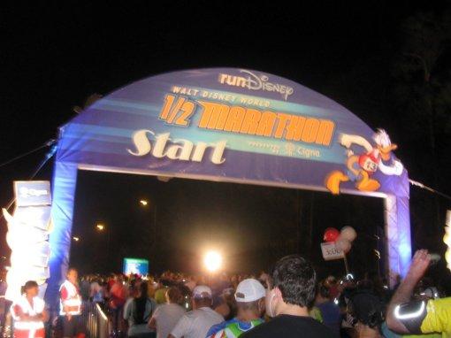 half marathon start-frank
