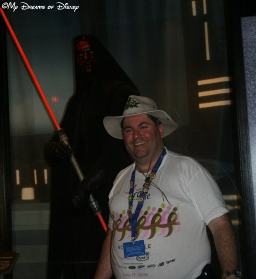 Darth Maul -- to this day, still the best Light Saber battle I've ever seen!