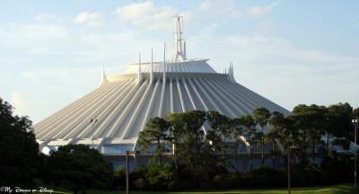 The Magic Kingdom Space Mountain