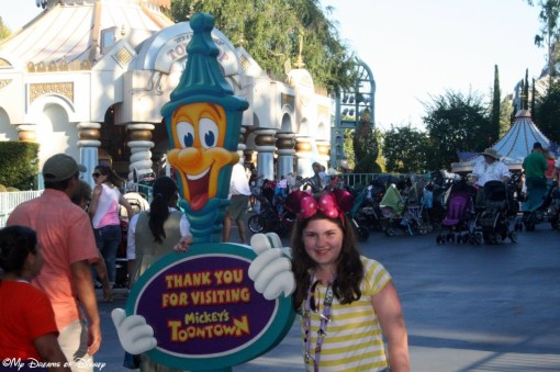 Thanks for visiting Toontown!