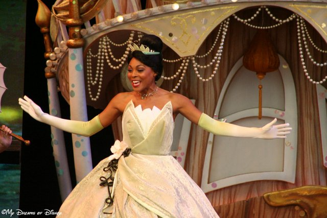 Princess Tiana in Mickey and the Magical Map!