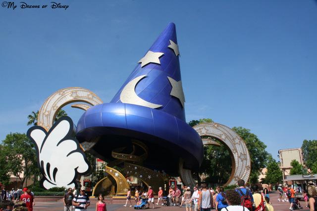 Sorcerer Mickey Hat