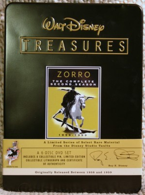 Media Zorro Complete Second Season 1 +