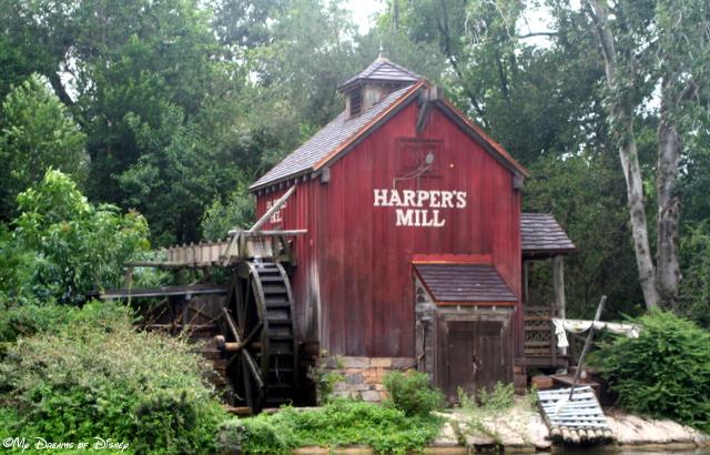 Harper's Mill - Tom Sawyer Island