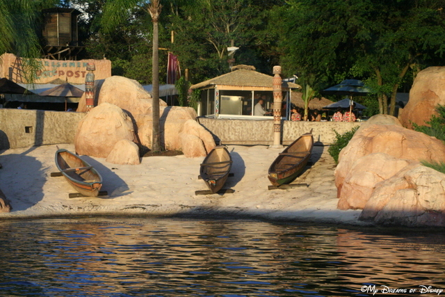 Want to take a row in the World Showcase Lagoon?