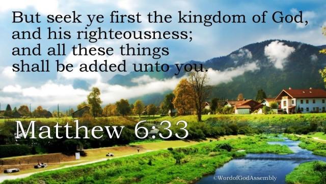 Matthew 633