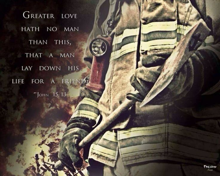 John 15-13-Firefighters