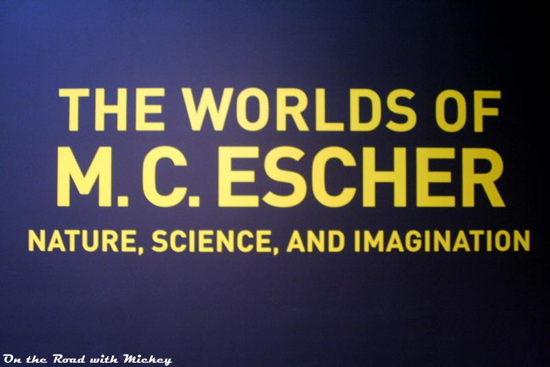Escher and Da Vinci