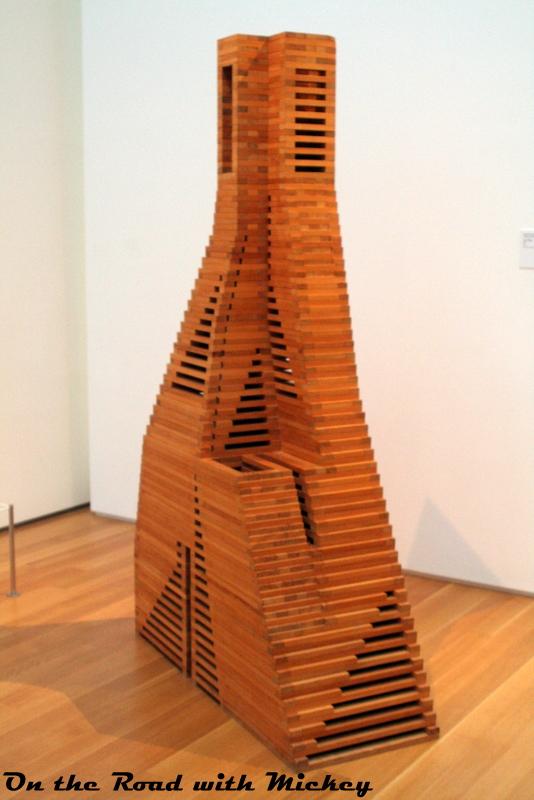 A201 Ribat, Jackie Ferrara, 1979.