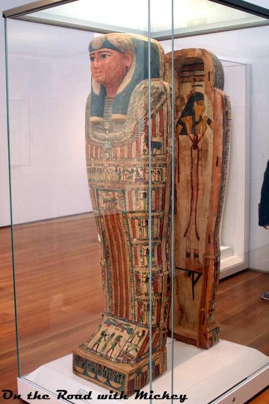 Inner Coffin of Djedmut, Egyptian, possibly from Thebes, Third Intermediate - Late Period Dynasty 25-26, circa 715-525 B.C.E.
