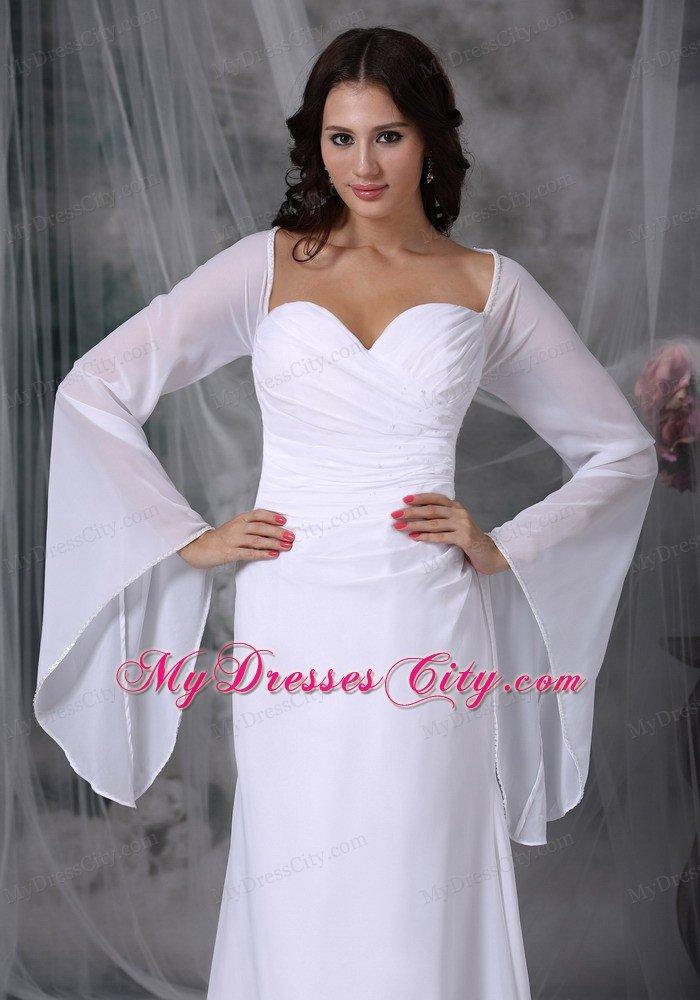 Fall Outdoor Wedding Dresses