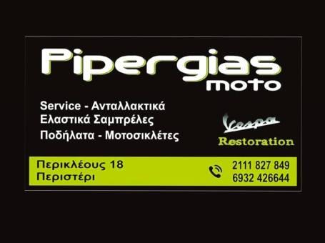 Pipergias moto