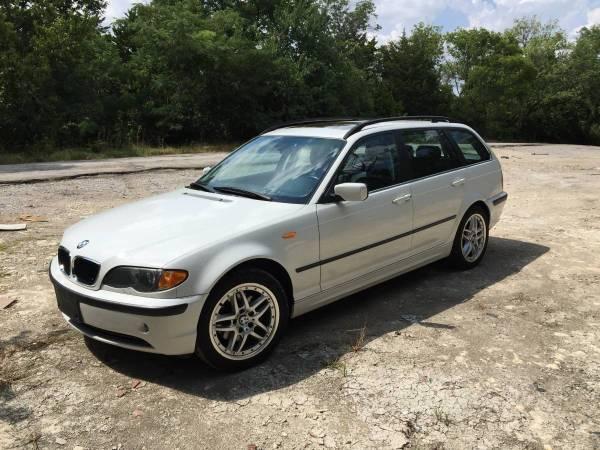 2003 BMW 325xit