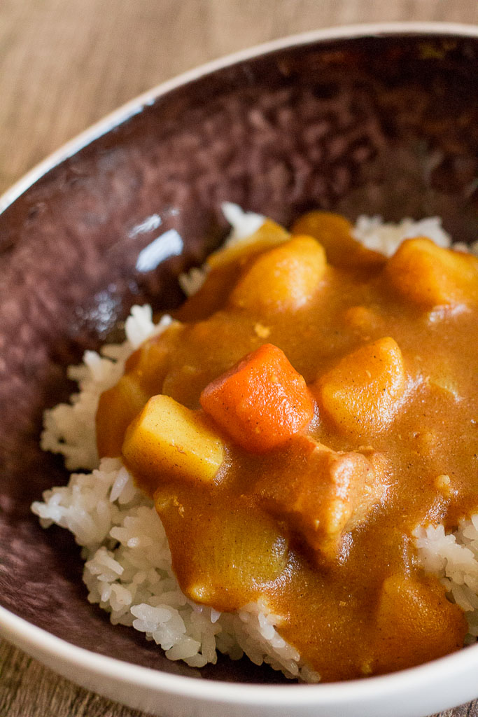 Super Easy Japanese Pork Curry My Eclectic Bites