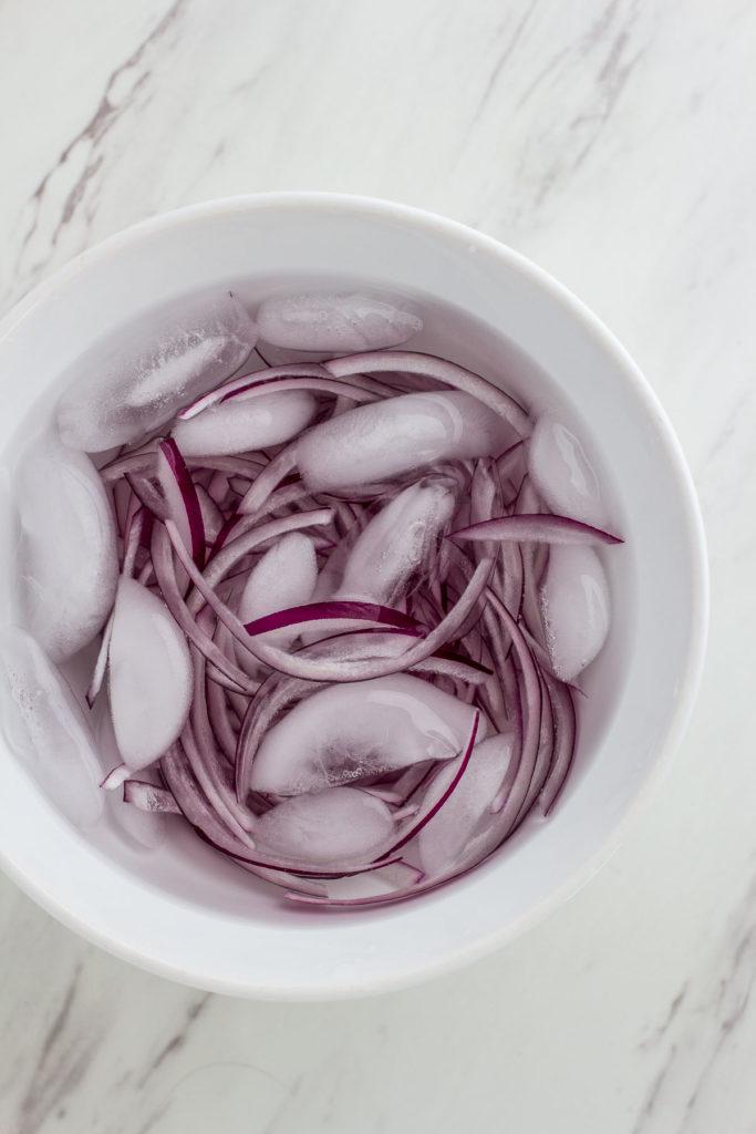 Onion for gyros