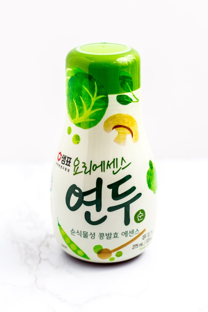 Yondu - Korean vegetable umami seasoning sauce