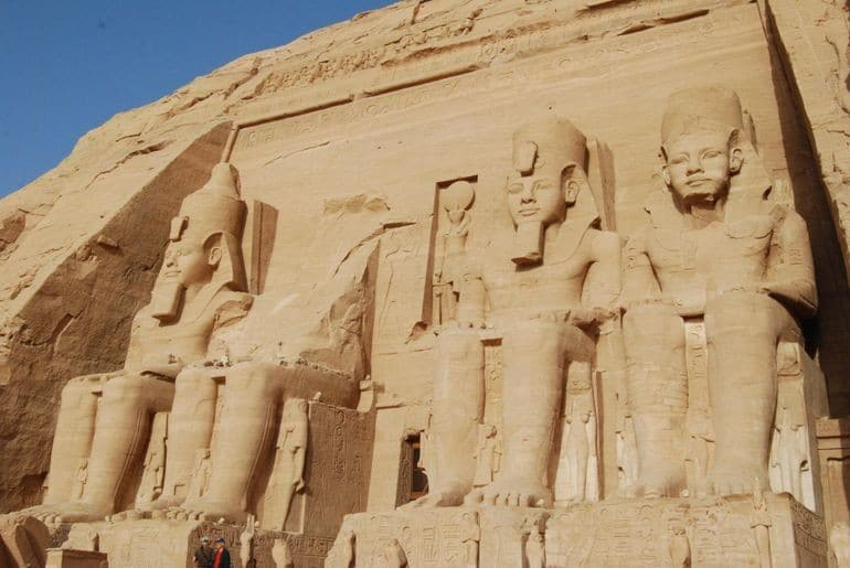 Abu Simbel Sun Festival Event in Egypt