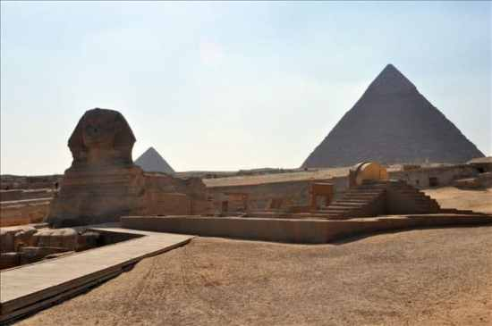 Tutankhamen Travel Package: 9 Days / 8 Nights Cairo & Dahab Sun, Sea & Meditation holiday