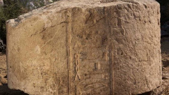 Artifacts discovered in Cairo could be 4,000 years old 1