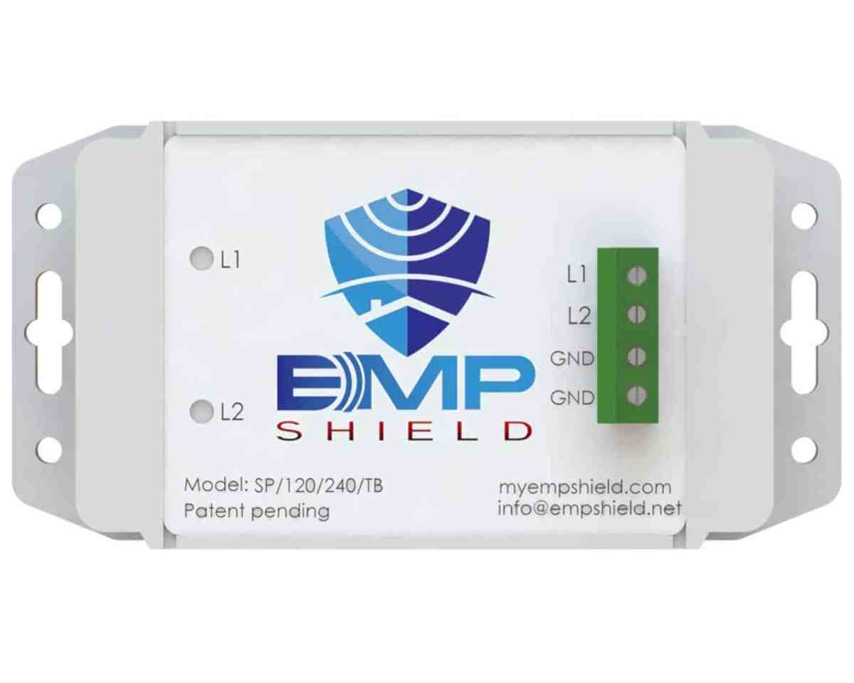 EMP Shield Home Model 120-240 Volt Terminal Box EMP Protection and Defense 3
